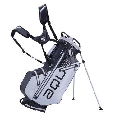 Big Max Aqua 8 W/P Stand Bag  Grey/Black