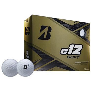 Bridgestone E12 Soft Golf Balls  White
