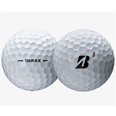 Bridgestone 20 Tour B X Ball Dozen White