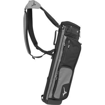 Mizuno Scratch Sac Carry Bag 4WD  Black-Grey