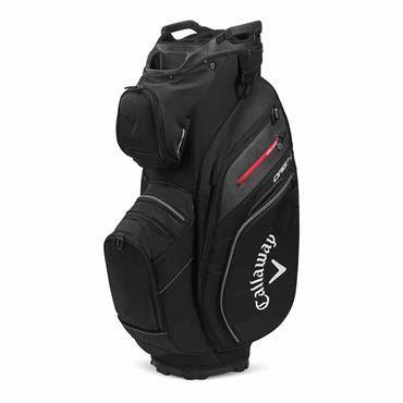 Callaway Org 14 20 Cart Bag  Black - White