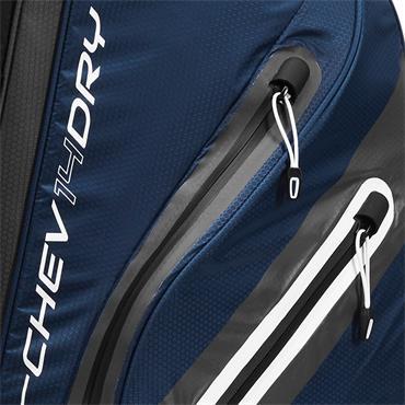 Callaway Chev Dry 14 Cart Bag  Navy/Charcoal
