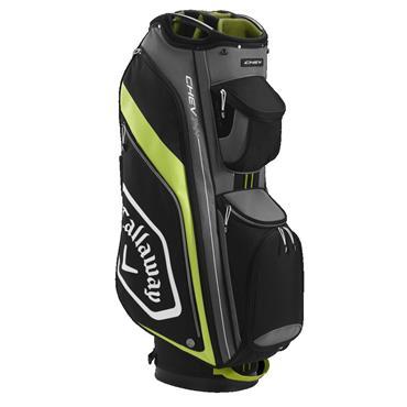 Callaway Chev 14+ Cart Bag  Black/Yellow