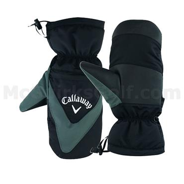 Callaway Thermal Mitts  Black