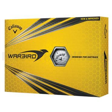 Callaway Warbird Golf Balls Dozen  White