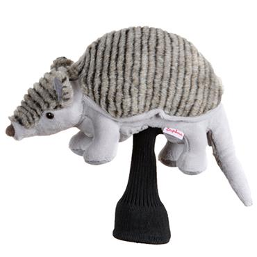 Daphne's Animal Headcover  Armadillo