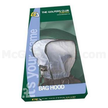 Golfers Club Collection Rain Hood Plastic