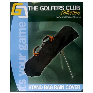 Golfers Club Collection Stand Bag Rain Cover