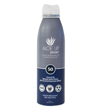 Aloe Up Sunscreen Spray 6 oz