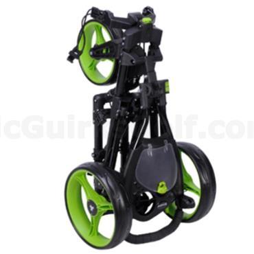 FastFold 360 Manual Cart  Black/Neon Yellow