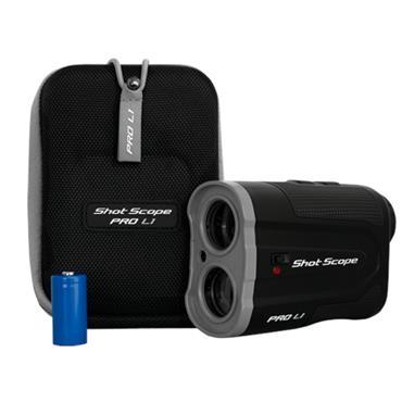 Shot Scope Pro L1 Laser Rangefinder  Grey
