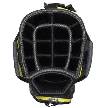 FastFold Thunder Waterproof Cart Bag  Green/Grey