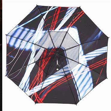 Galvin Green Tod Stormproof Umbrella  Black