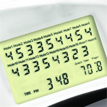 Longridge Digital Scorer  Silver