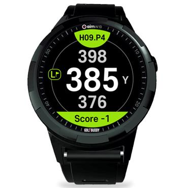 Golf Buddy Aim W10 Smart Watch  .