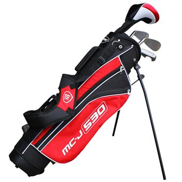 Masters Golf MC-J530 1/2 Set Junior Clubs Right Hand 9 to 12 years