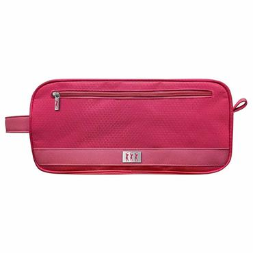 Surprizeshop Honeycomb Shoe Bag  Pink