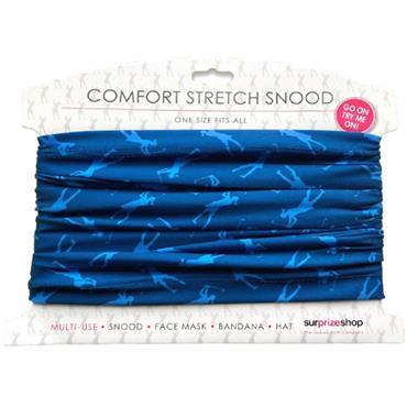 Surprizeshop Lightweight Snood  Blue