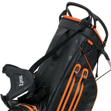 Lynx Prowler Waterproof Stand Bag  Black - Orange