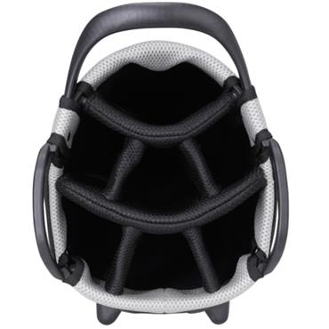 "MacGregor Water Resistant 9.5"" Stand Bag  Charcoal/Black"