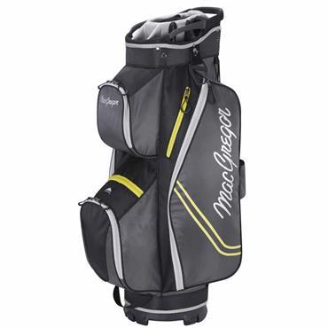 "MacGregor Response ZT Lite 10"" Cart Bag  Charcoal"