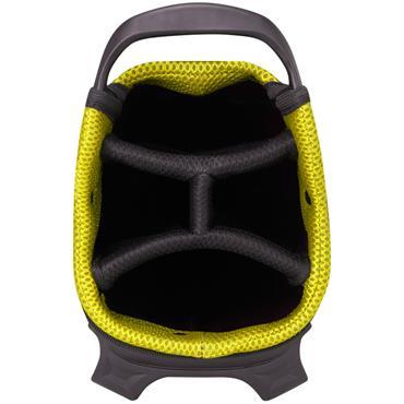 "MacGregor MacTec Water Resistant 6.5"" Bag  Charcoal"