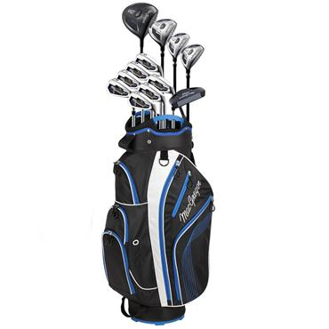 MacGregor DCT2000 Graphite 6-SW Cart Package Set  Gents Right Hand