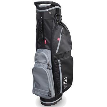 Masters Golf T750 Trolley Bag  Black Grey
