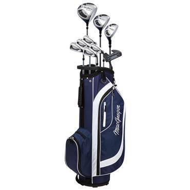MacGregor CG2000 7-SW Cart Bag Package Set Ladies Left Hand Purple