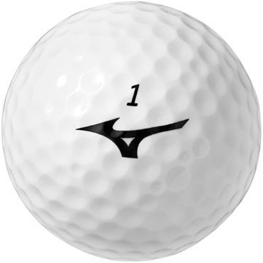 Mizuno RB Tour Golf Balls  White
