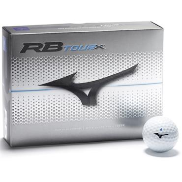 Mizuno RB Tour X Golf Ball  White