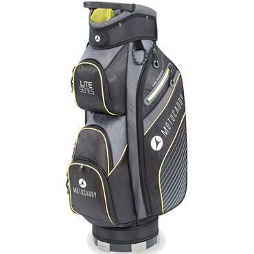 Motocaddy Lite Series Cart Bag  Black/Lime