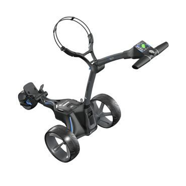 Motocaddy  M5 GPS Cart w/18 hole Lith Battery  Graphite