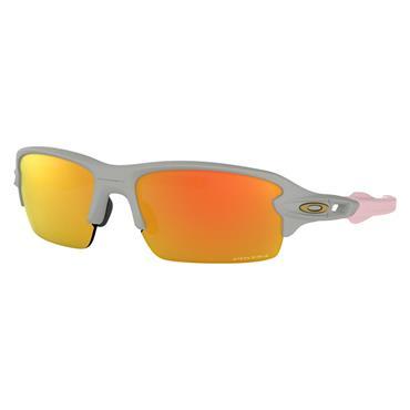 Oakley Flax XS PRIZM Glasses  Matte Grey