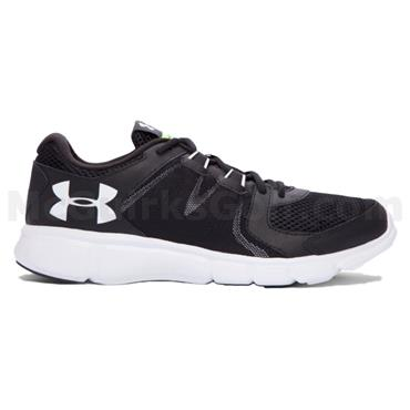 Under Armour Gents Thrill 2 Shoes Black - White