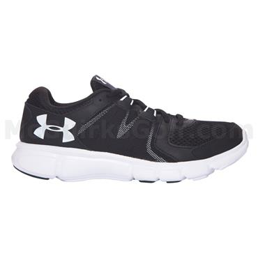 Under Armour Ladies Thrill 2 Shoes Black - White