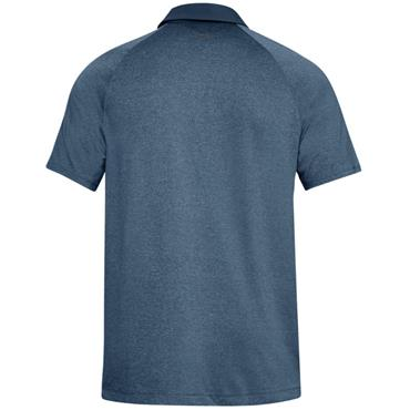 Under Armour Gents Threadborne Polo Shirt Grey (414)
