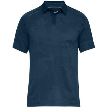Under Armour Gents Sprocket Polo Blue (489)