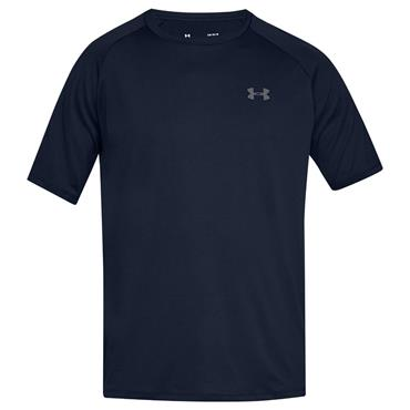 Under Armour Gents Tech 2.0 Short Sleeve T-Shirt Academy