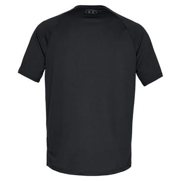 Under Armour Gents Tech 2.0 Short Sleeve T-Shirt Black
