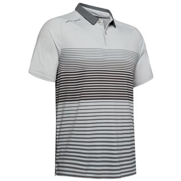 Under Armour Gents Iso-Chill Polo Shirt Grey