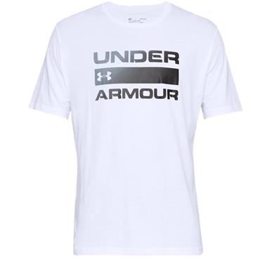 Under Armour Gents Team Issue T-Shirt White 100