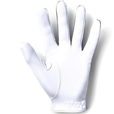 Under Armour Gents Medal AW Golf Glove Left Hand Grey