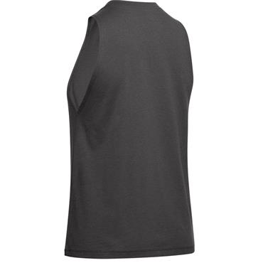 Under Armour Ladies Graphic Muscle Sleeveless 6M Grey 010
