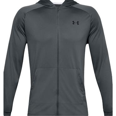 Under Armour Gents Tech™ 2.0 Full Zip Hoodie Grey