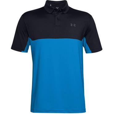 Under Armour Gents Performance 2.0 Polo Black 003