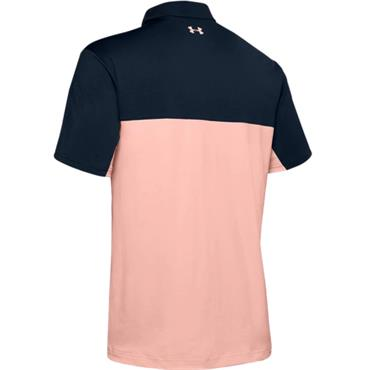 Under Armour Gents Performance 2.0 Polo Navy