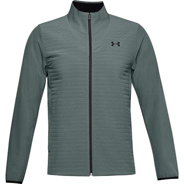 Under Armour Gents Storm Revo Jacket Lichen Blue