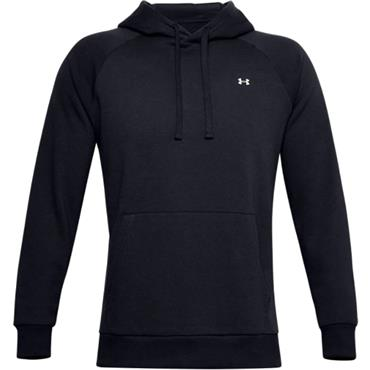 Under Armour Gents Rival Fleece Hoodie Black