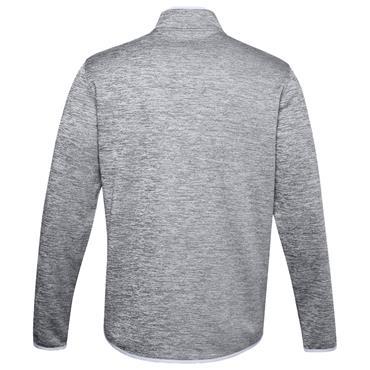 Under Armour Gents Armour Fleece ½ Zip Top Grey